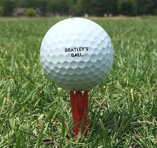 TRUETEE Golf Tee Titleist Pro V1
