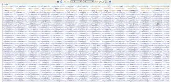 Hacked Code WordPress Index.php File