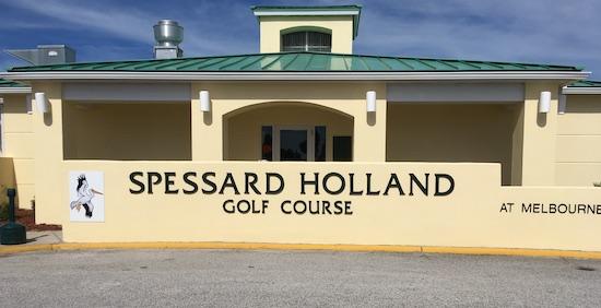 Spessard Holland Golf Course Melbourne Florida