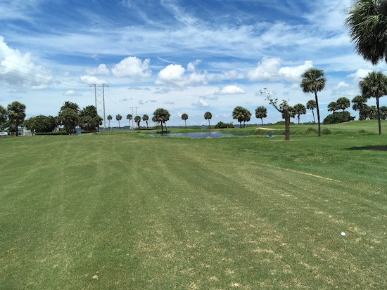 Spessard Holland Melbourne Florida 13th Hole