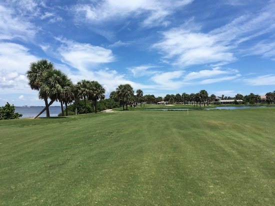Spessard Holland Melbourne Florida 14th Hole