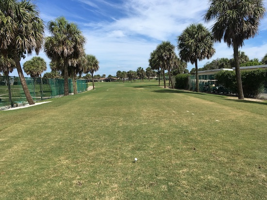 Spessard Holland Melbourne Florida 1st Hole