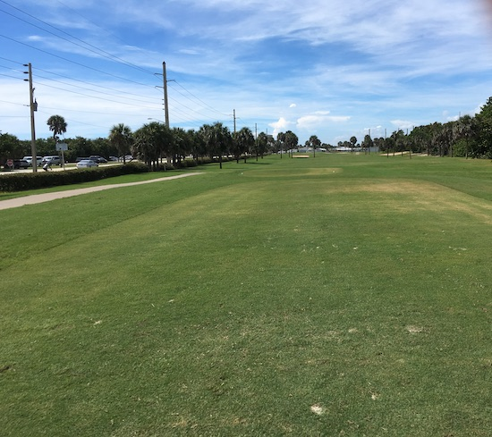 Spessard Holland Melbourne Florida 3rd Hole