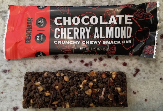 Chocolate Cherry Almond Beachbar Review