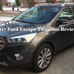 2017 Ford Escape Titanium Review