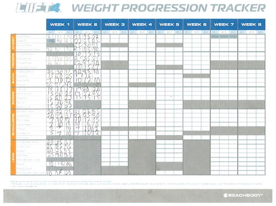 Liift4 Weight Progression Related Keywords & Suggestions - Liift4